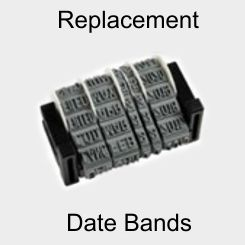 Date Band Replacements & Repair