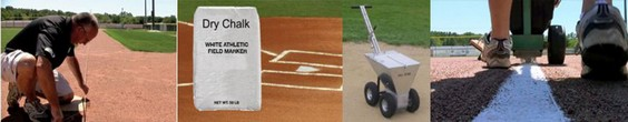 Athletic Field Marking Chalk