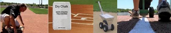 Athletic Field Marking Chalk