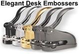 Elegant Deluxe Embossers