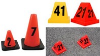 Crime Scene Cones