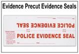 Seals - Precut Evidence - Extra-large