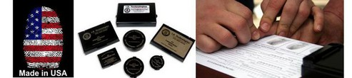 Inkless Fingerprint Pads