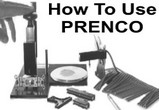 Prenco - How to use it
