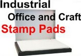 Industrial Ink Stamp Pads