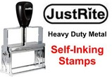 Justrite PL Heavy Duty Frame Stamps
