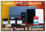 Latent Print Collection of Products