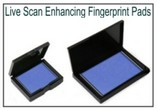 Live Scan Enhancer Pad