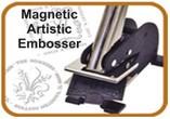 Artistic Magnetic Insert Embosser