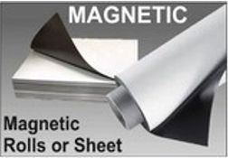 Magnetic Roll Material & Custom Cut Stencils