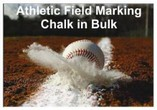 Athletic Field Marking Chalk in Bluk