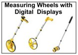 Measuring Wheels and Other Measuring Devices