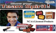 NCAA Licensed Products