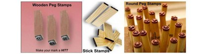 Peg Stamps