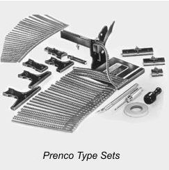 Prenco-Type Kits