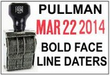 Pullman BFPD - Bold Face Daters