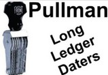 Pullman Long Ledger Daters
