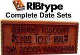 RIBtype Complete Date Sets