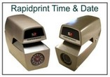 Rapidprint Time and Date Machines