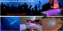 UV Ink Stamps