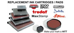 Replacement Stamp Pads