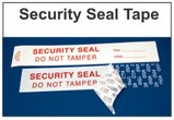 Seals - Precut Tamper-Indicating Void Security
