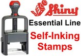 Shiny Essential Line Stamps