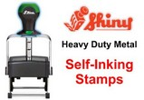 Shiny HM Heavy Metal Stamps