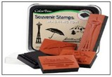ColorBox Souvenir Rubber Stamp Kits