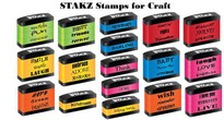 Stakz Stamps for Craft