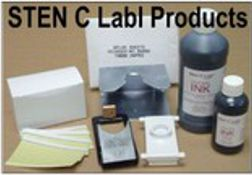 STEN C LABL Box Marking Kits