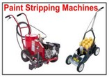 Paint Striping Machines