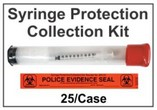 Syringe Protection/Collection Kit