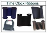 Replacement Ribbons for the Time Clocks