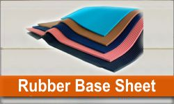 Ribbed Rubber Base Sheets