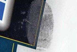 Bi-Chromatic Fingerprint Powder