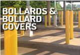 Bollard Covers - Channel Posts - EV Stencils