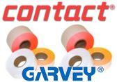 Contact and Garvey Labels