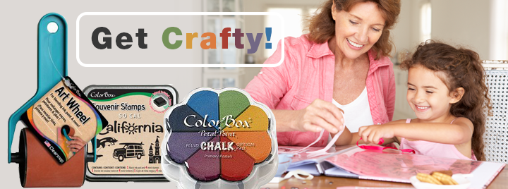 Scrapbook & Art Stamping Products