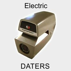 Electric Date Stamps