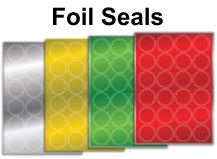 Foil Embossing Seals