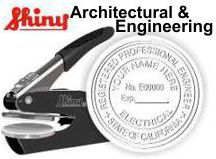 Architectural & Engineer Embossing Seals