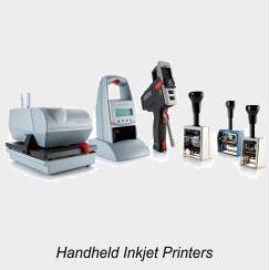 Hand-Held Inkjet Printers