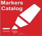 Diagraph Markers Catalog