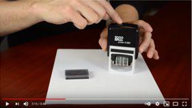 Cosco Plastic 2000 Plus Daters 2000 Plus Printer Dater 2000 Plus Printer Self-Inking Dater