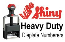 Shiny Heavy Duty Dater / Number