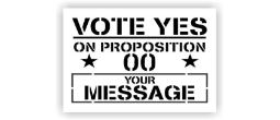 Vote Yes Prop