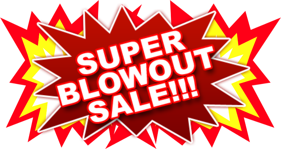 Image result for Blowout sale pics