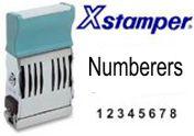 Xstamper Numbering Band Stamps