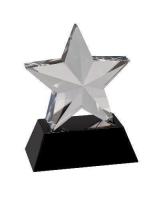 Crystal 3D Star Award